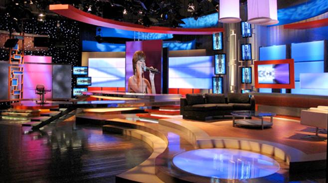 Al Shams - Cairo - News Sets Set Design - 1
