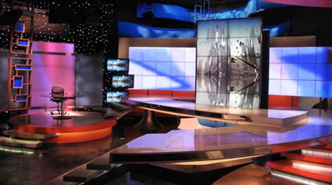 Al Shams - Cairo - News Sets Set Design - 2