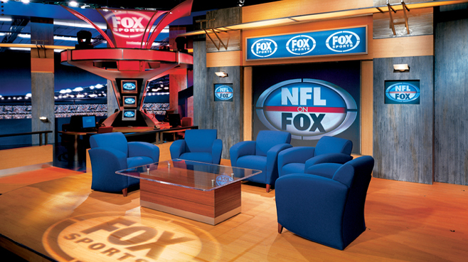 FOX Sports - Los Angeles, CA - Facilities Set Design - 3