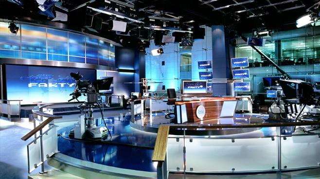 TVN - Warsaw - Facilities Set Design - 1