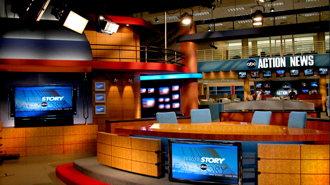 WFTS - Tampa - Facilities Set Design - 1