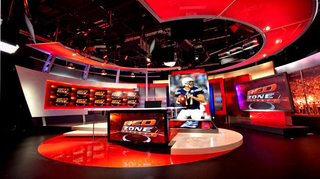 DirecTV - Los Angeles - Sports Sets Set Design - 5