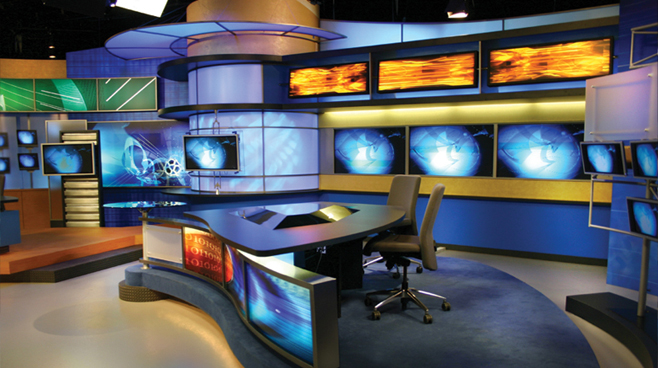 Multimedios - Monterrey, Mexico - Sports Sets Set Design - 3