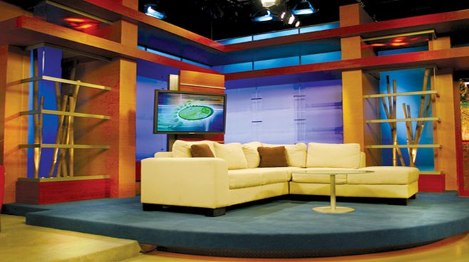 Multimedios - Monterrey, Mexico - Talk Shows Set Design - 3