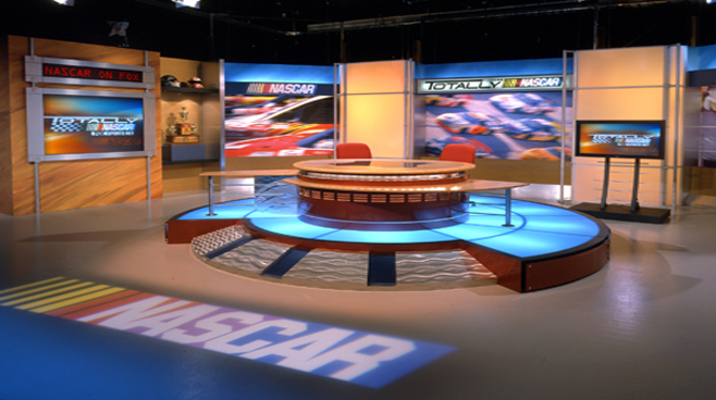 FOX Nascar -  - Sports Sets Set Design - 1