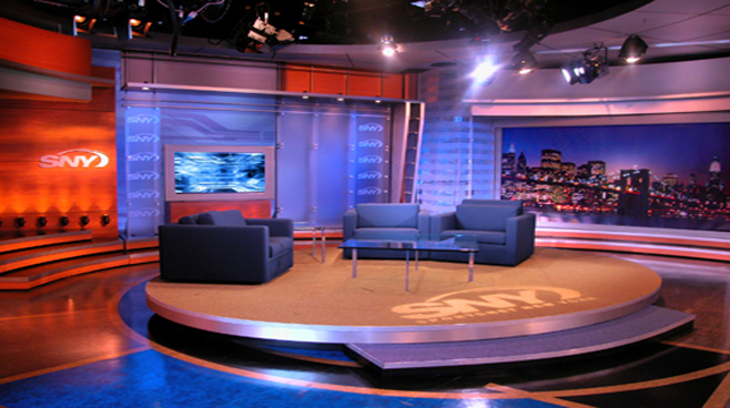 Sports Net - Syracuse - Sports Sets Set Design - 2