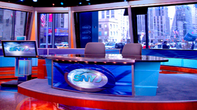 Sports Net - Syracuse - Sports Sets Set Design - 3