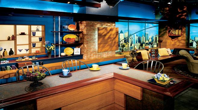 WPIX - New York - Talk Shows Set Design - 2