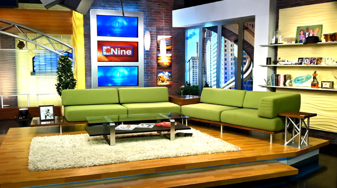 WJBK - DETROIT, MI - Talk Shows Set Design - 1