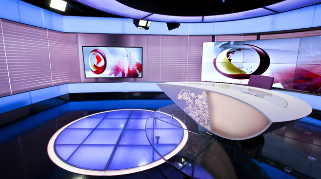 CCTV - BEIJING - News Sets Set Design - 4