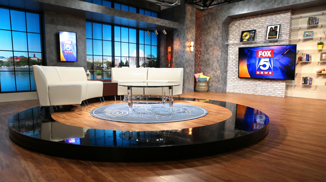 WTTG-Good Day DC - Washington DC - Talk Shows Set Design - 5