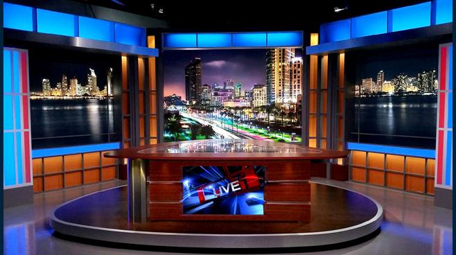 KLAS - Las Vegas, NV -  Set Design - 3