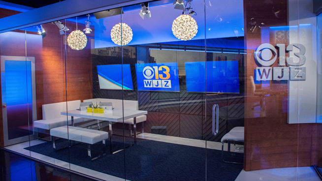 WJZ - Baltimore, MD - News Sets Set Design - 5
