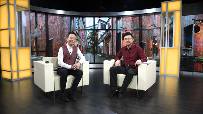 SMG-STV - Shanghai, China - Talk Shows Set Design - 1