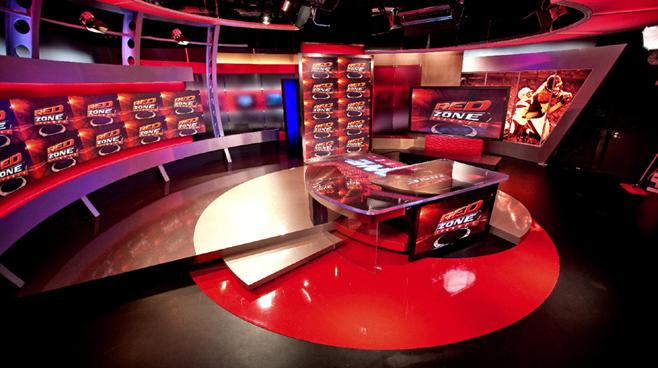 DirecTV - Los Angeles - Sports Sets Set Design - 4