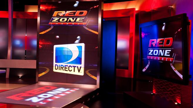 DirecTV - Los Angeles - Sports Sets Set Design - 1