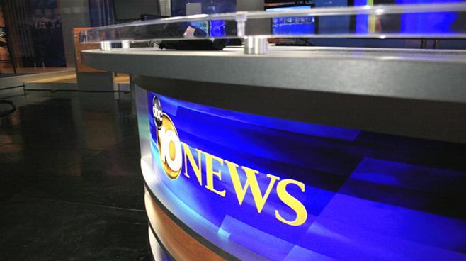 KGTV - San Diego - Weather Centers Set Design - 1