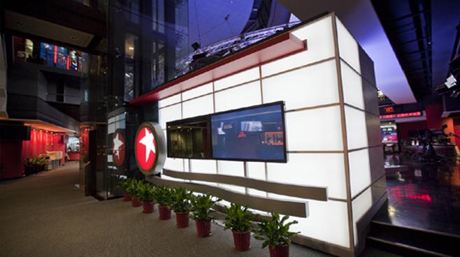 SMG - Shanghai - News Sets Set Design - 7