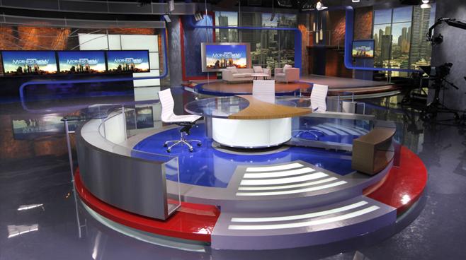 NET. - JAKARTA - News Sets Set Design - 4