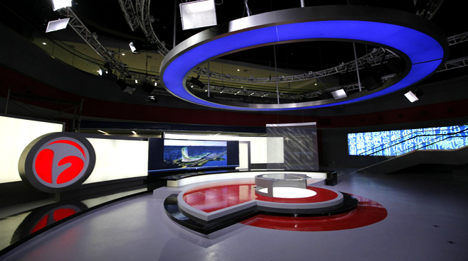 ANHUI TELEVISION - ANHUI - News Sets Set Design - 7