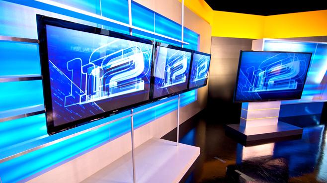 KPTV - PORTLAND, OR - News Sets Set Design - 4