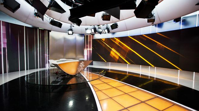 CCTV - BEiJING - News Sets Set Design - 4