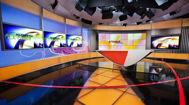 CCTV - BEIJING - News Sets Set Design - 5