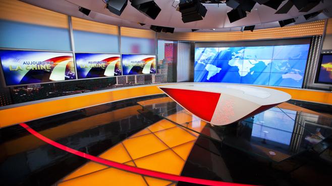 CCTV - BEIJING - News Sets Set Design - 8