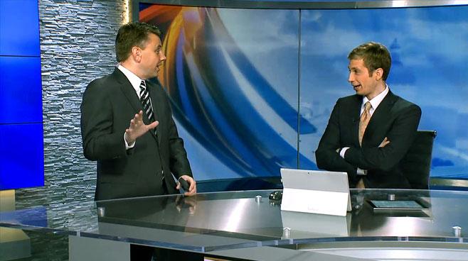 WTTV - INDIANAPOLIS, INDIANA - News Sets Set Design - 5