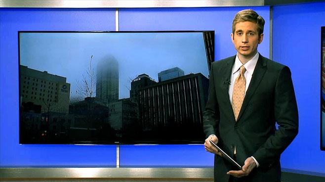 WTTV - INDIANAPOLIS, INDIANA - News Sets Set Design - 7