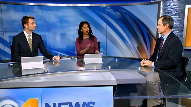 WTTV - INDIANAPOLIS, INDIANA - News Sets Set Design - 6