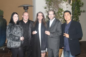 Holiday Party, Dec 2015