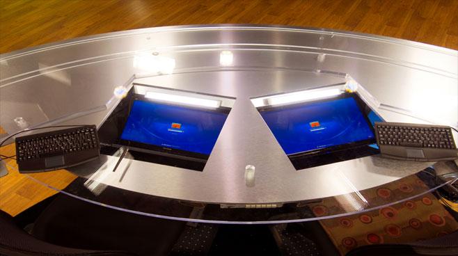 KFMB - San Diego, CA - News Sets Set Design - 5
