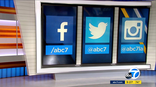 KABC - Los Angeles - News Sets Set Design - 8