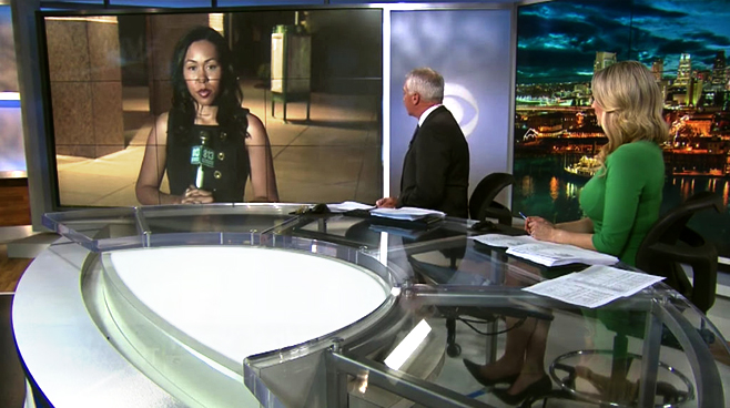 KOVR - Sacramento, CA - News Sets Set Design - 3