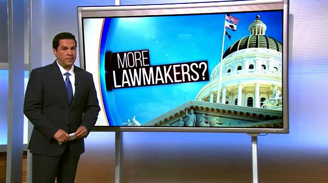 KOVR - Sacramento, CA - News Sets Set Design - 7