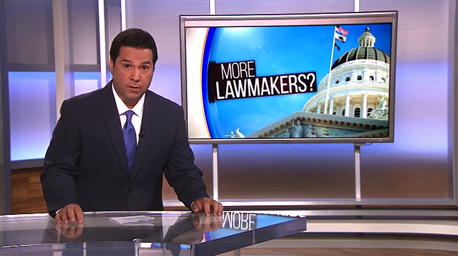 KOVR - Sacramento, CA - News Sets Set Design - 8