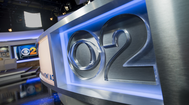 WBBM - Chicago, IL - News Sets Set Design - 11