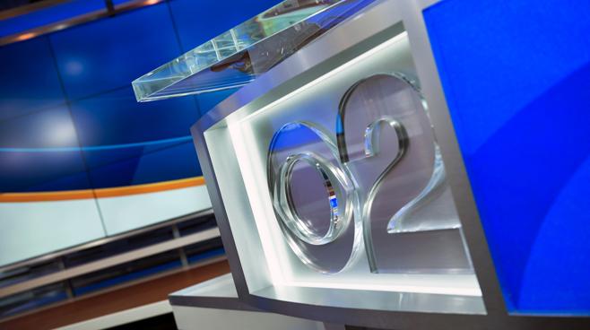 WCBS - New York, NY - News Sets Set Design - 4