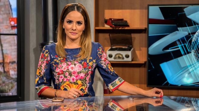TV Azteca - Mexico City, Mexico - News Sets Set Design - 17