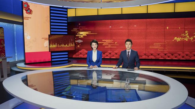 BTV - Beijing - News Sets Set Design - 5