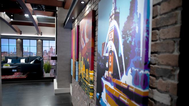 WDAF - Kansas City, MO - News Sets Set Design - 5