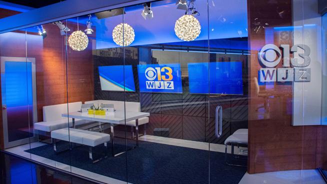 WJZ - Baltimore, MD - News Sets Set Design - 5