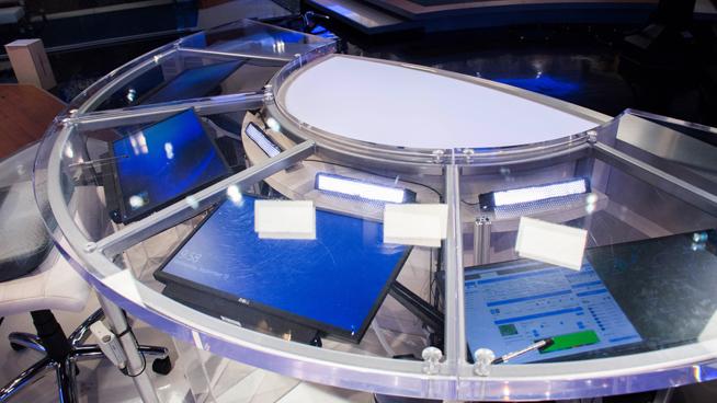 WJZ - Baltimore, MD - News Sets Set Design - 9