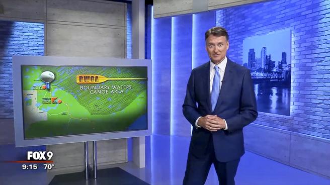 KMSP - Minneapolis, MN - News Sets Set Design - 6