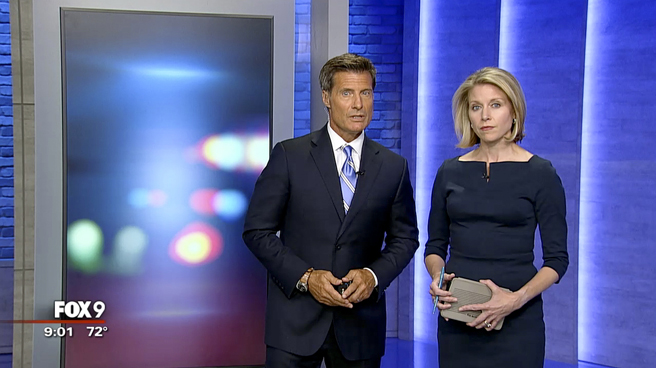 KMSP - Minneapolis, MN - News Sets Set Design - 12
