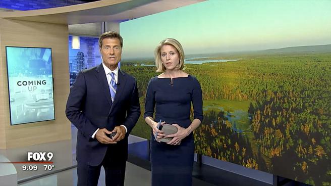 KMSP - Minneapolis, MN - News Sets Set Design - 13